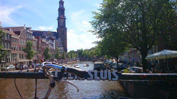 Canal Ring Bike Tour