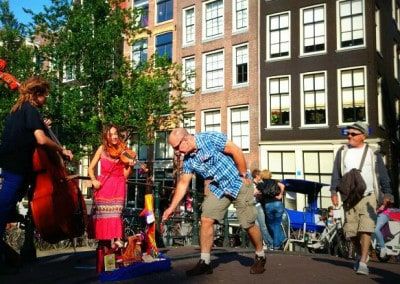 Old City Center Amsterdam Private Tour