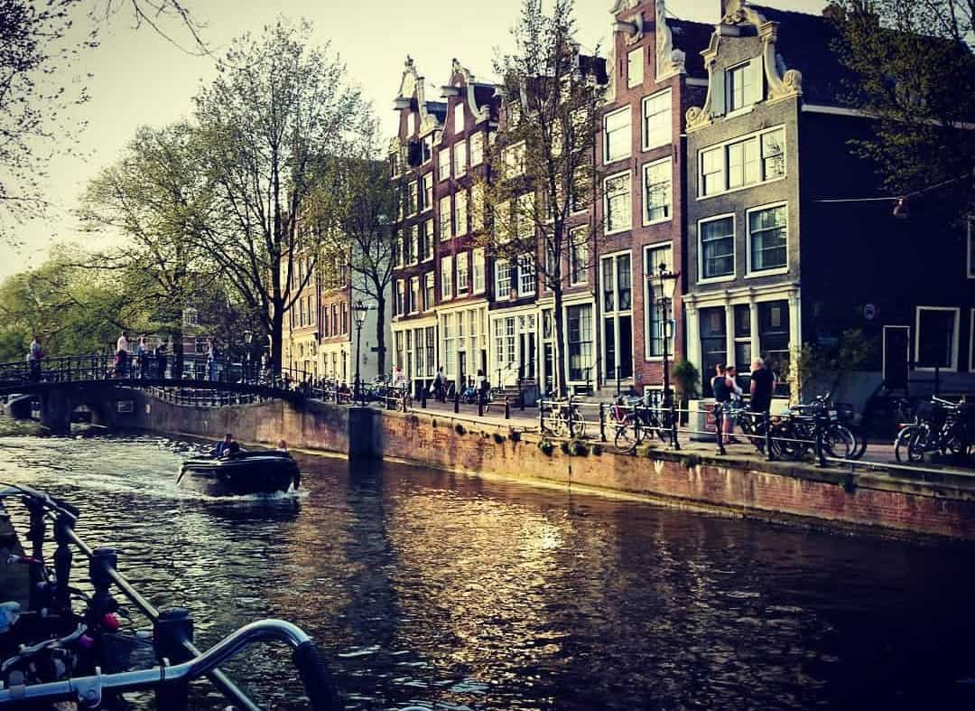 Gracht, canal, Brouwersgracht