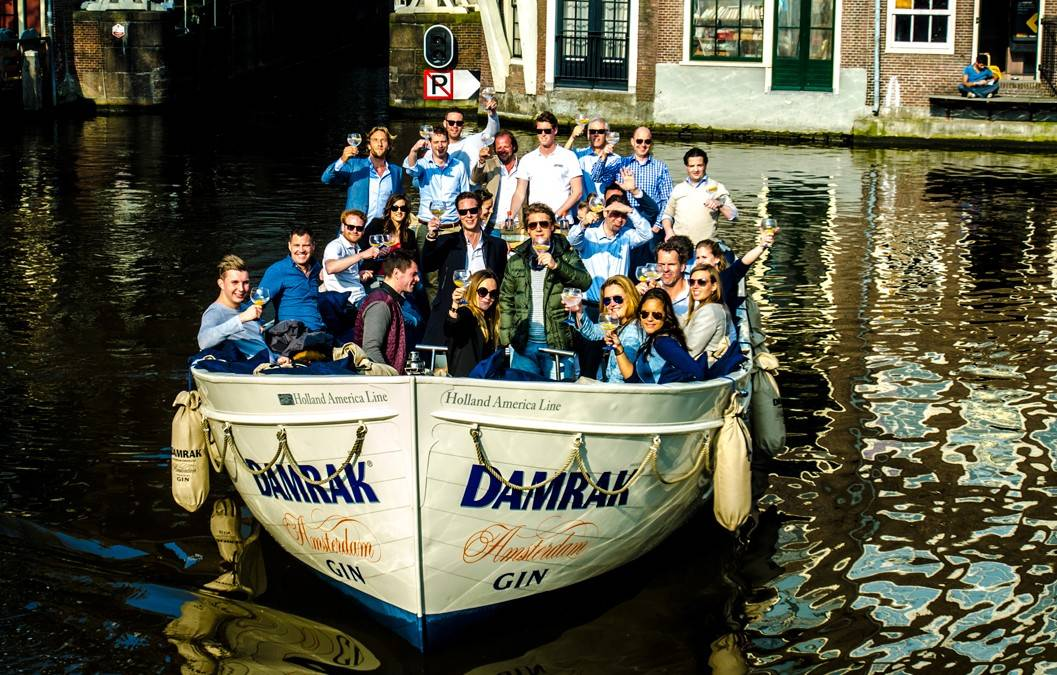 Aanbieding: combi ticket Boottocht Amsterdam & Wallentour