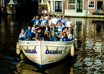 Combi Ticket Amsterdam: Canal Cruise & Walking Tour