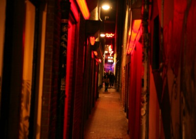 Red Light District Private Tour